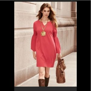 Phoebe Couture Coral Dress